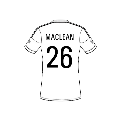 26-maclean Team Sheet