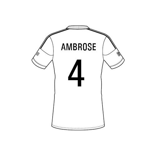 ambrose-1 Team Sheet