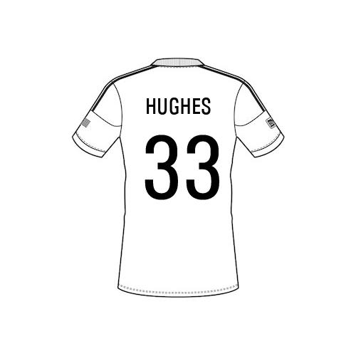 hughes-1 Team Sheet