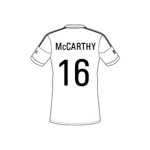 mccarthy-png Team Sheet