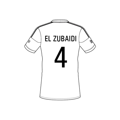 el-zubaidi-2 Team Sheet