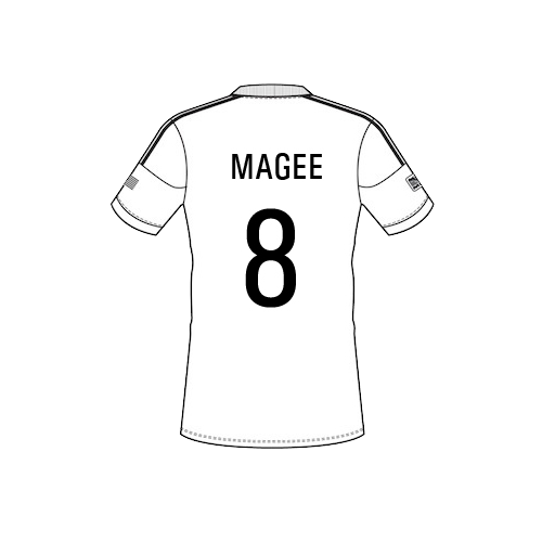 magee-png Team Sheet