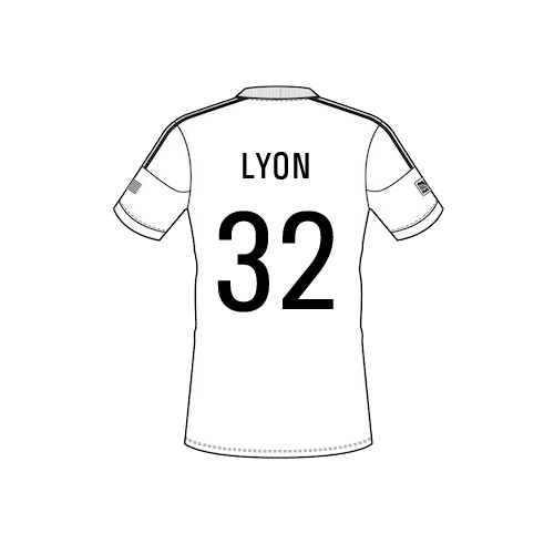lyon-png Team Sheet