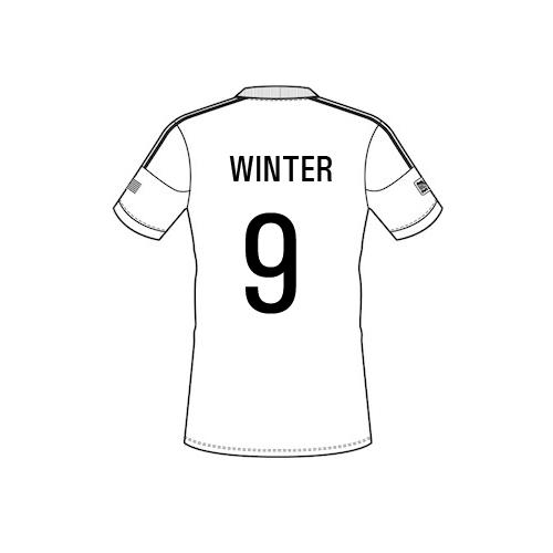 winter-png Team Sheet