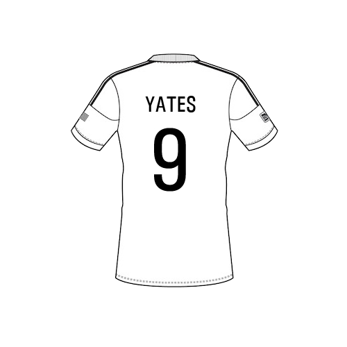 yates-png Team Sheet