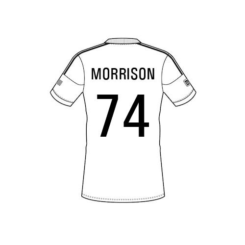 morrison-74 Team Sheet