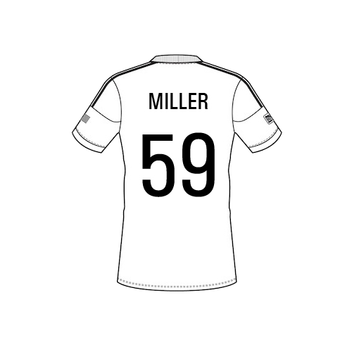 miller-png Team Sheet