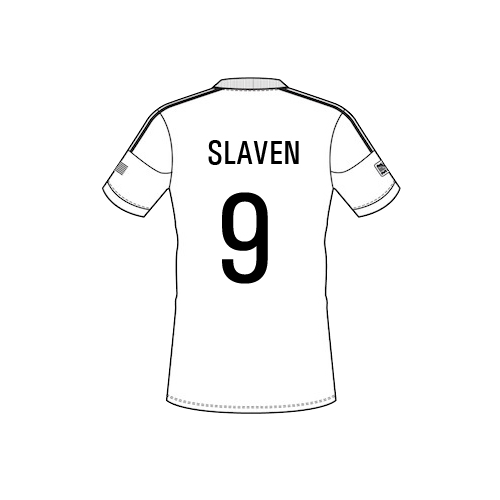 slaven-png Team Sheet