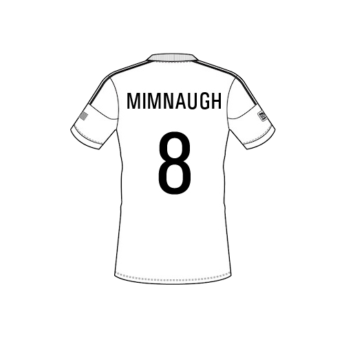 mimnaugh Team Sheet