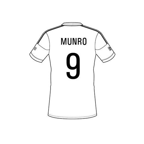 munro Team Sheet