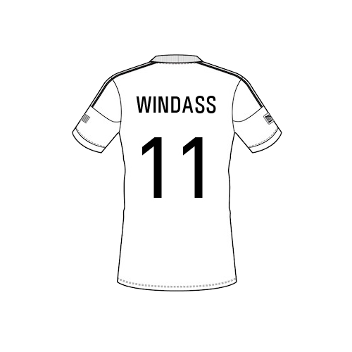windass Team Sheet
