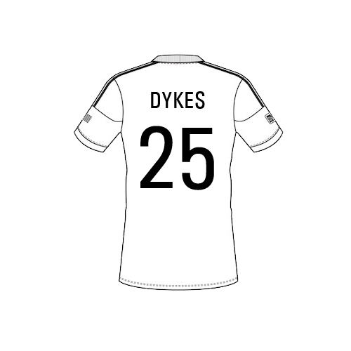 dykes-top Team Sheet